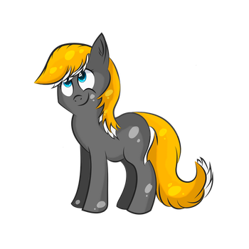 Pony OC Carbon by SN3AKYfox