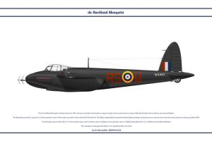 Mosquito 157 Sqn by WS-Clave