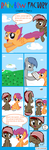 Comic: Rainbow Factory Chapter 1-Part 1 'The Test' by LilyLuPony
