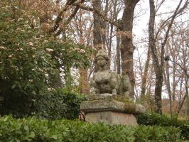Bomarzo Monster Park 10 by Amor-Fati-Stock