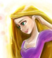 tangled by chico-110