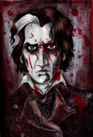 The Melancholy Mr. Todd by Opergeist
