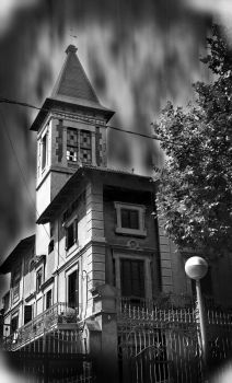 The House by VampyBcN