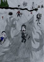 Don't Starve by The-Fire-Dog