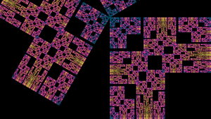 recursive rectangles by uxyd