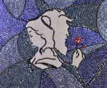 Beauty and the Beast mosaic by Fire5567
