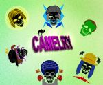 Camelry - Suicide Squad Style by BulldozerIvan