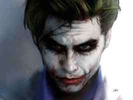 Joker Jared Leto by PeppeTi