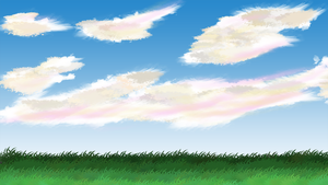 Anime Style Scenery by Mitsu-Ino