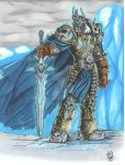 The Lich King. by SoulRanger