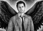 Castiel by Loga90