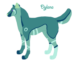 Dylana ref by ice-or-fire