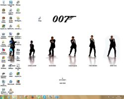 James Bond 50Th aniversary by SPCM2011
