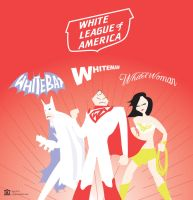 White League Of America by egypturnash