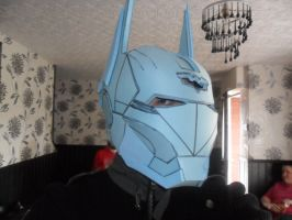iron man batman hybrid helmet by firebapx
