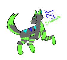 Rave Dog Breedable :OPEN: by SharkSet
