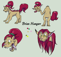 Brian Hungarr by TheDraconicBard