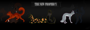 The New Prophecy by 13lexwolf