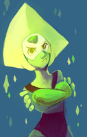 Peridot by MusicalCombusken