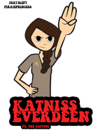 Katniss Everdeen Vs. The Capitol 2 by 7daysleft