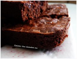 Brownies by electric-lime