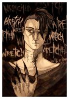 Wretched by Fallingfreely