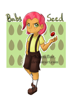 Babs Seed by Kamiflor