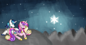 Stargazing by ChiuuChiuu