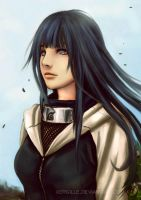 Hinata by Xergille