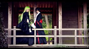 Code Geass - End Credits by ShamanRenji