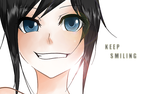 Keep Smiling by Poichanchan