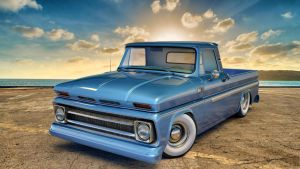 1965 Chevrolet C10 by SamCurry
