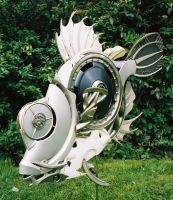 Jazzy John Dory by HubcapCreatures