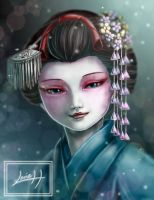 Geisha by LeadApprentice