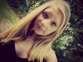 Just ignore my nose here. by 1DLoveeeer