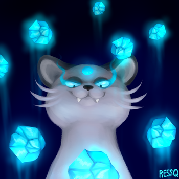 Power Gem Persian by RessQ