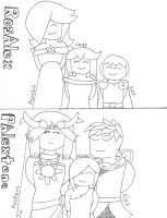 Alex's Families by RosalinasSoulmate