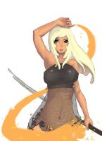 Blade and Soul style - 4 by 7Zaki