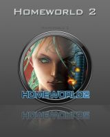 Homeworld 2 Icon by zahnib