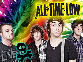 All Time Low Wallpaper 5 by MissMusicMartina