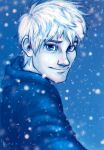FANART - Jack Frost - ROTG by oomizuao