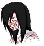 Jeff The Killer (Da Muro) by 200shadowfan