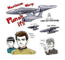 Star Trek by Tom107