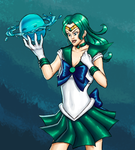 Sailor Neptune by violetice