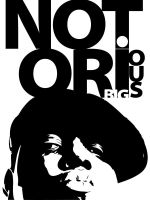 Notorious B.I.G by silent58