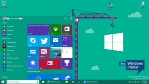 Windows 10 January Preview by FedEx93
