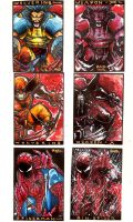 Sketchcard Commissions 001 by RobDuenas
