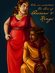The Love of Kings and Queens by Rushstarfire