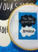 TFiOS X Stitch by geek-stitch