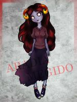 Aradia Megido by Tirass